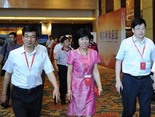 2012中国企业未来之星年会开幕式